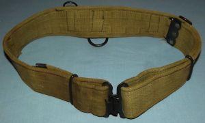 Rhodesia Army Web Belt 2