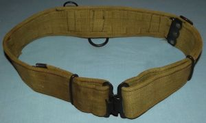 Rhodesia Army Web Belt 2