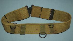 Rhodesia Army Web Belt
