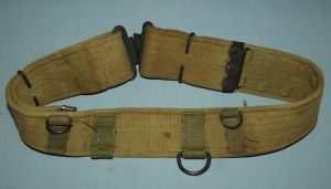 Rhodesia Army Web Belt