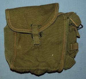 Rhodesia Army Webbing Patrol Bag