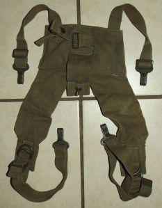 Rhodesia Army Webbing Yoke Harness