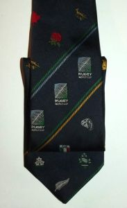 Official 1995 Rugby World Cup Tie