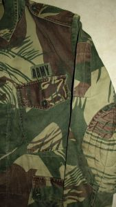 Rhodesia Army Camo Field Jacket 2