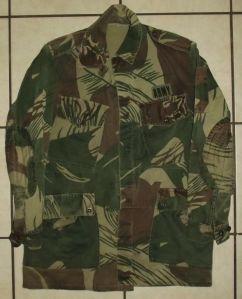 Rhodesia Army Camo Field Jacket