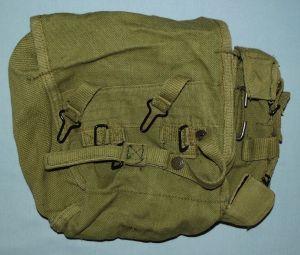 Rhodesia Army Webbing Patrol Bag 2