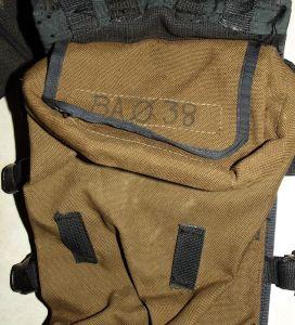 South Africa SADF Army Pattern 83 Nutria Battle Jacket Ammunition Vest 3