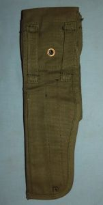 South Africa SADF Army Border War Pattern 74 Webbing Pistol Holster 2