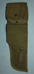 South Africa SADF Army Border War Pattern 74 Webbing Pistol Holster