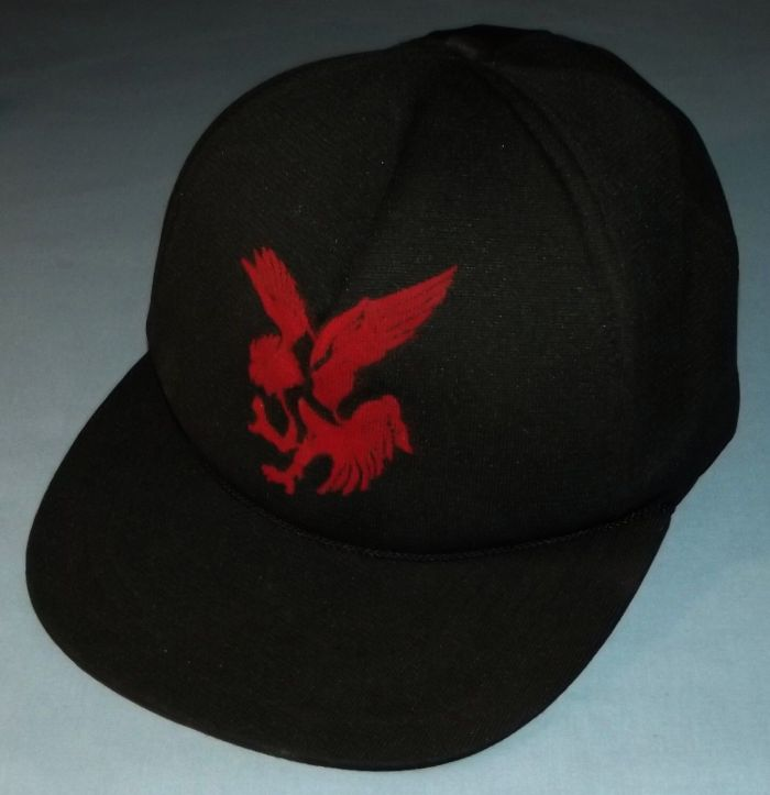 South African Air Force SAAF 8 Squadron Black Cap