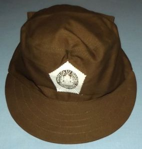 South African Homeland Transkei Police Nutria Neck Flap Field Cap