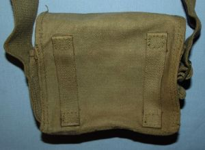 South Africa SADF Army Border War Pattern 74 Webbing Binoculars Pouch 2