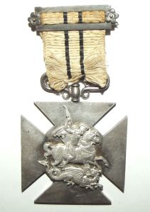 1893 South Africa Rifle Shooting Prize Medal
