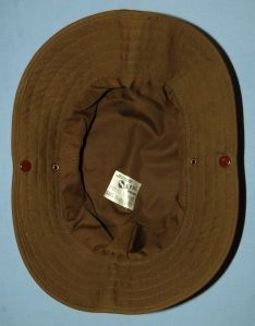 1984 South Africa SADF Army Nutria Bush Hat 2