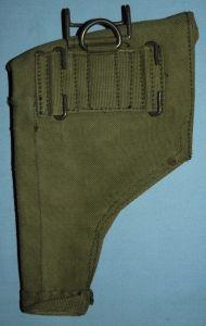 Rhodesia Army Webbing Pistol Holster 2