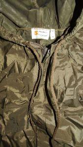 South Africa SADF Army Border War Nutria Field Rain Coat 2