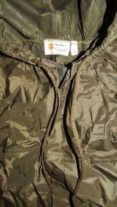 South Africa SADF Army Border War Nutria Field Rain Coat 2