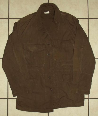 South Africa SADF Army Border War Nutria Bush Jacket