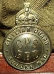South African Civilian Guard Peak Cap 2