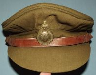 South African Civilian Guard Peak Cap