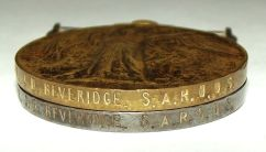 WW1 South African Bilingual Victory Medal Pair 4