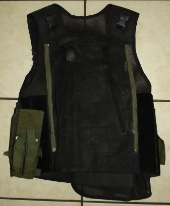South Africa SADF Special Forces Niemoller Style Webbing Ammunition Vest 2