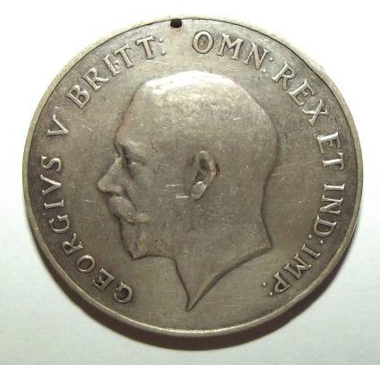 WW1 British War Medal to M-1875 Pte. M. Kolongo Rhodesia North Regiment 1
